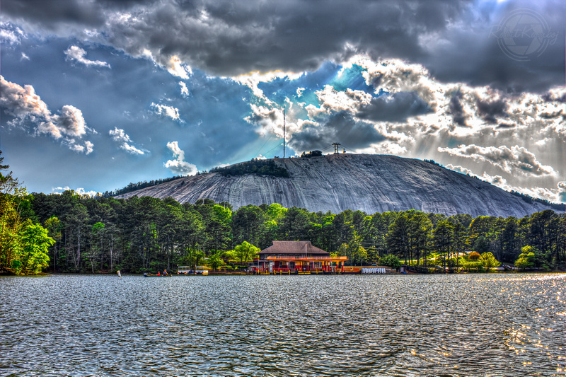 Stone Mountain (Pink Granite Dome)